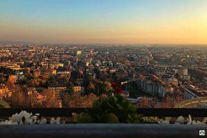 Dove vedere il Panorama Bergamo Alta