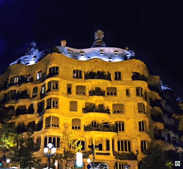 Casa Milà La Pedrera