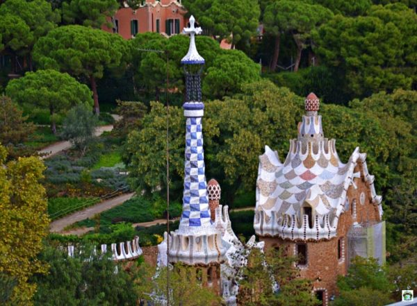 Parc Guell visitare Barcellona