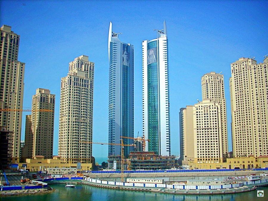 Dubai Consigli hotel - Cocco on the road