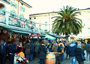 Mercatini Riva del Garda - Cocco on the road