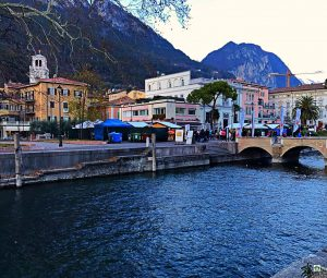 Riva del Garda - Cocco on the road