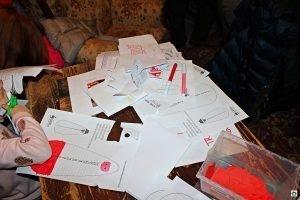 lettera a Babbo Natale Riva del Garda