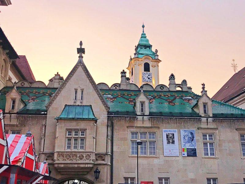 Bratislava weekend low cost