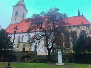 Duomo di San Martino facciata esterna - Cocco on the road