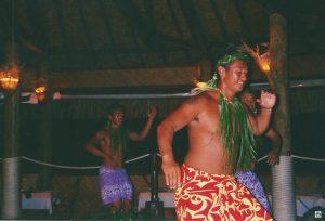 Danze polinesiane a Huahine