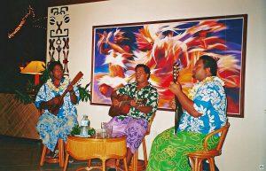 Dove dormire in Polinesia Hotel Royal