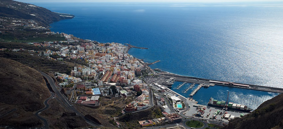 Isole low cost La Palma - Cocco on the road