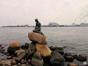 cosa vedere a Copenaghen la sirenetta