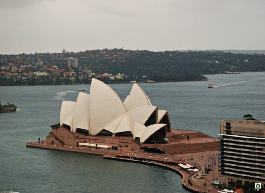 Opera House Sydney - Cocco on the road