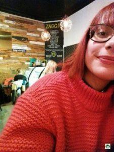 Zaggi selfie copenaghen