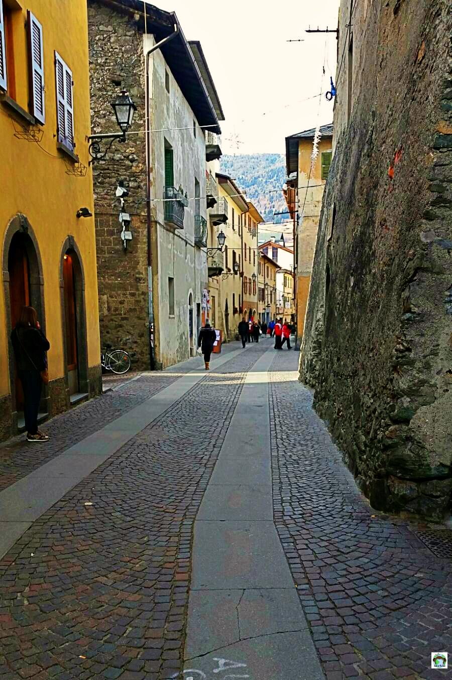 Bormio il borgo - Cocco on the road