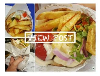 Cosa mangiare ad Atene food - Cocco on the road