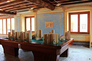 Sala biliardo Borgo la Caccia - Cocco on the road