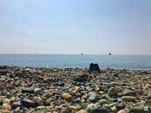 Spiagge di Varazze Liguria - Cocco on the road