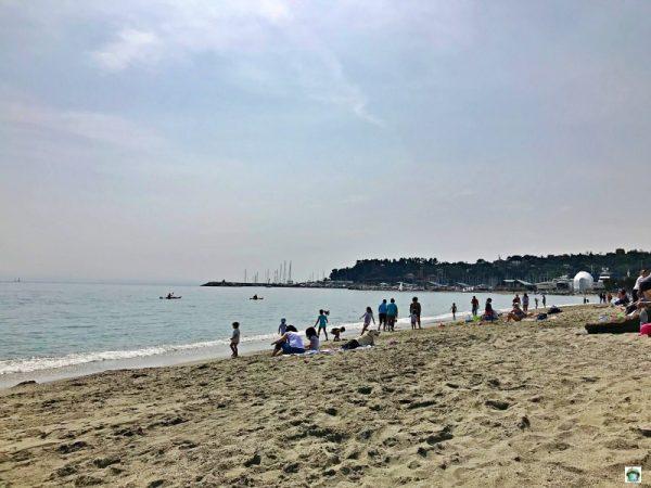 mare spiaggia Varazze Liguria