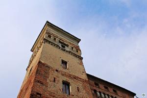 Castello di Padernello il Mastio - Cocco on the road