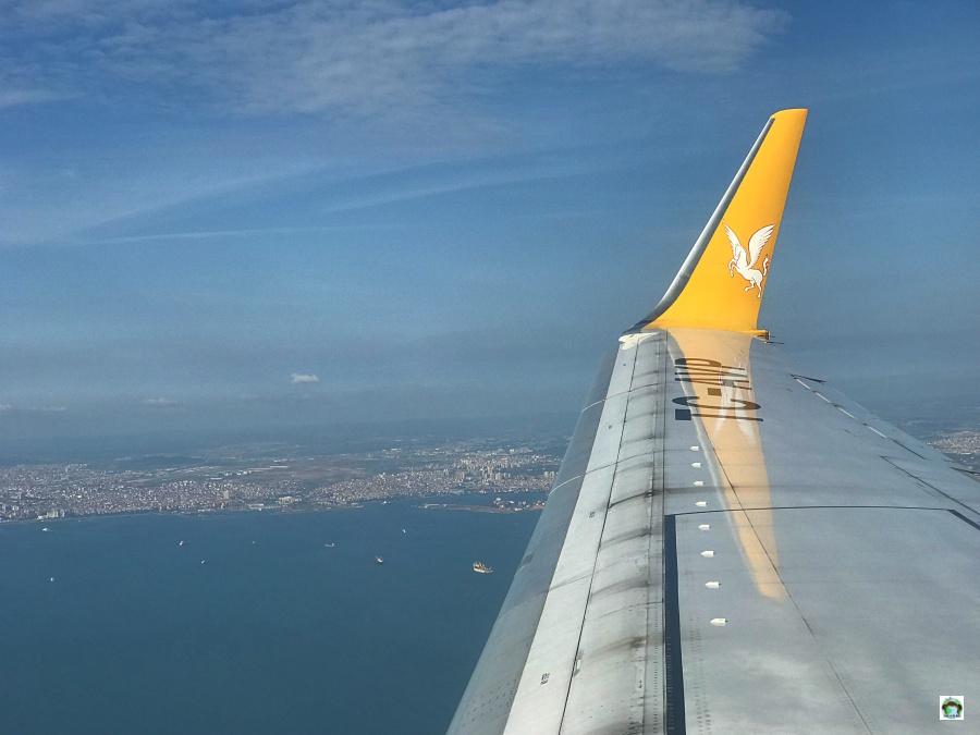 Pegasus voli low cost per Istanbul