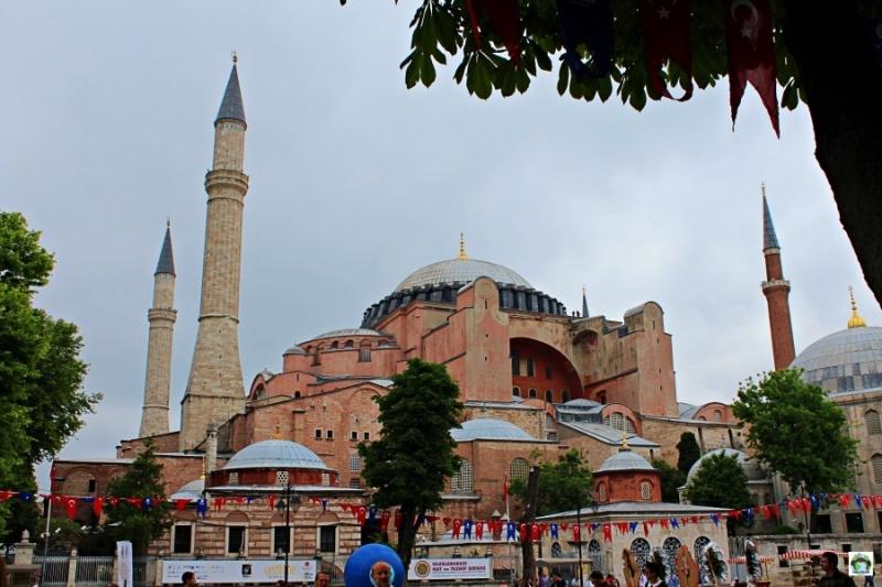 Santa Sofia Istanbul cosa vedere