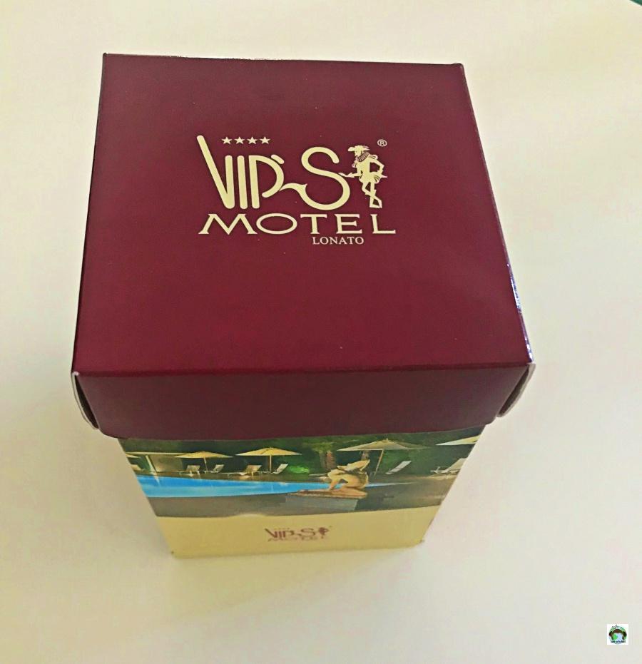 Omaggio per clienti del Vip's Motel