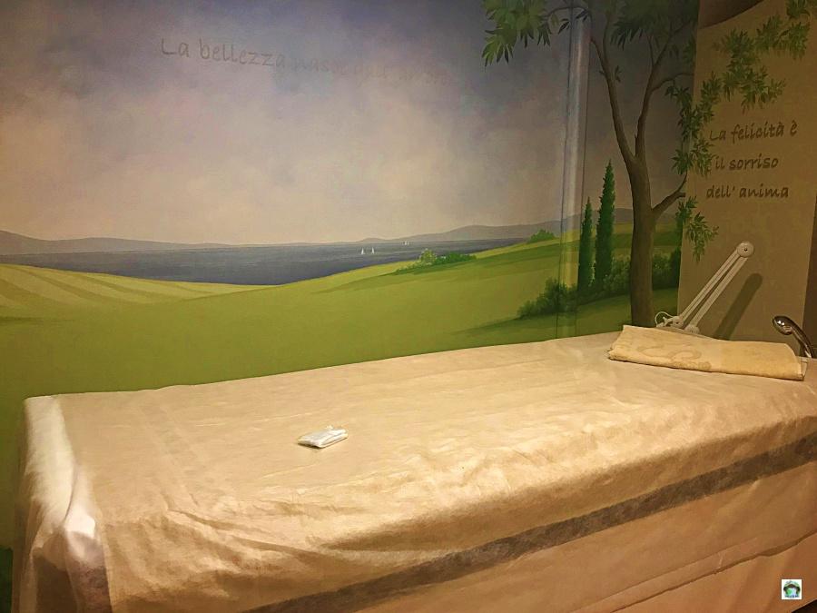 Sauna e massaggi al Vip's Motel