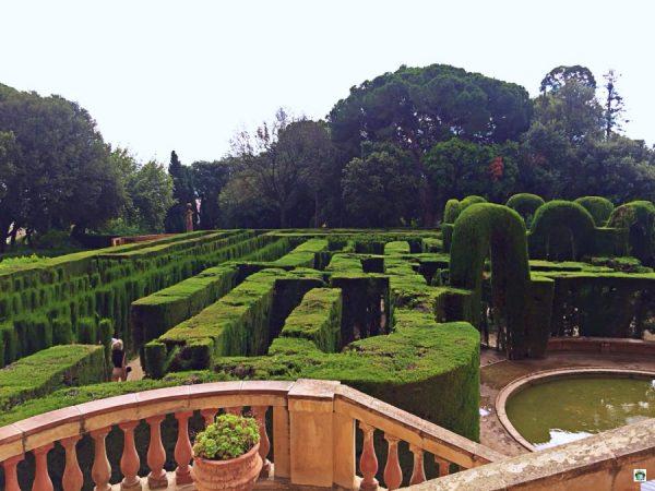 Parc de Laberint d'Horta