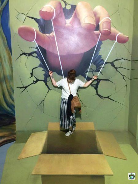 Cosa vedere a Barcellona low cost museo delle illusioni