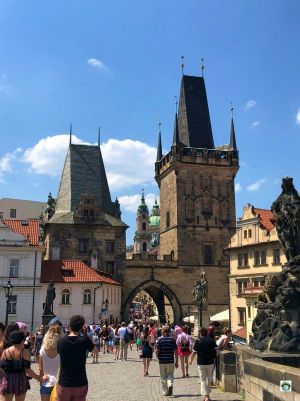 Cosa vedere a Praga in poche ore il Ponte Carlo