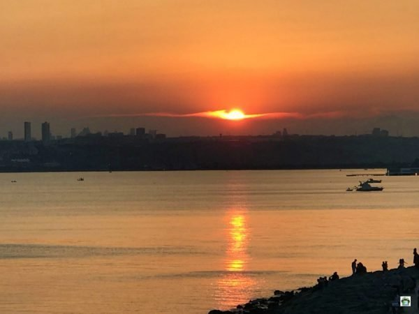 Cosa vedere a istanbul il Tramonto più bello