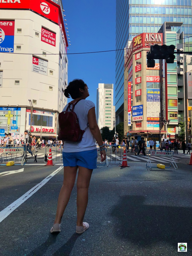 Akihabara quartiere di Tokyo