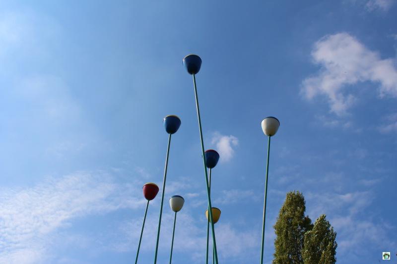 Arte contemporanea nel parco Rossini Art Site