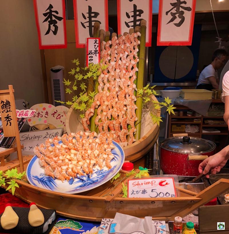 Cosa e dove mangiare in Giappone low cost e street food