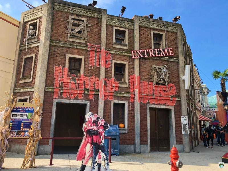 Movieland attrazioni The Horror House