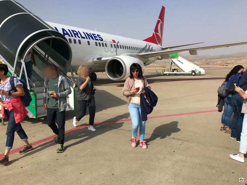 Volare con Turkish Airlines