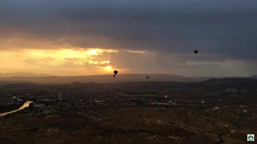 Volo in mongolfiera Cappadocia