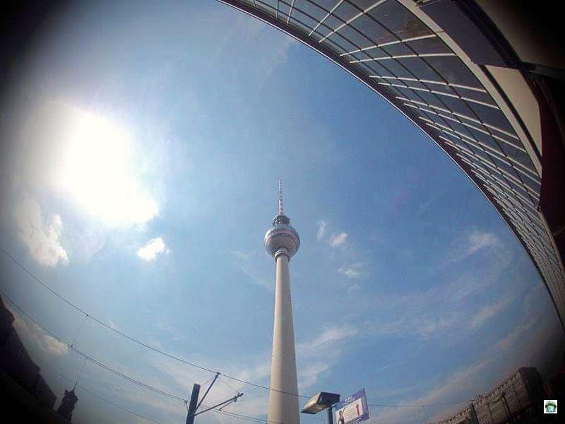 Torre televisiva a Berlino