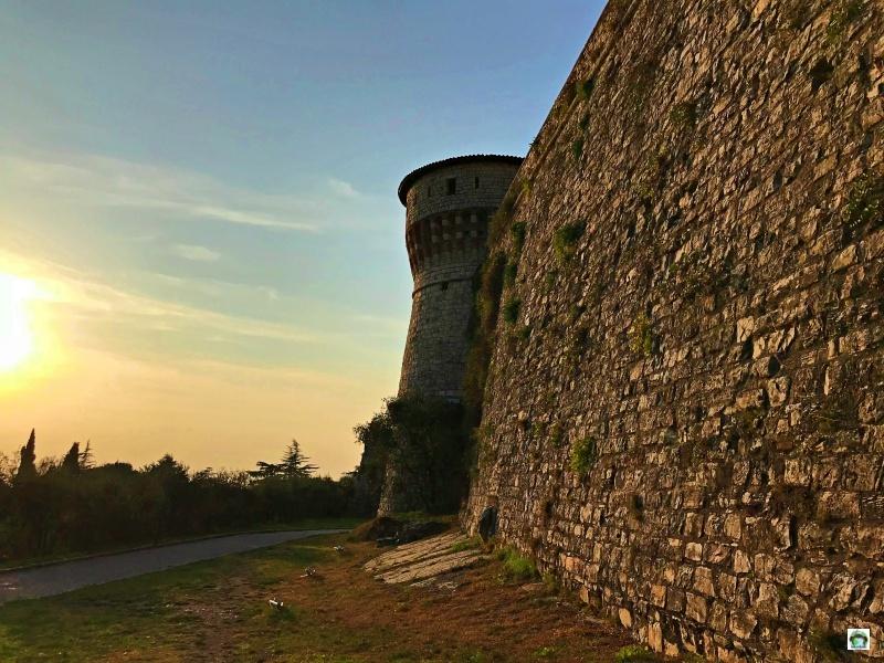 Brescia cosa vedere in un giorno Castello di Brescia