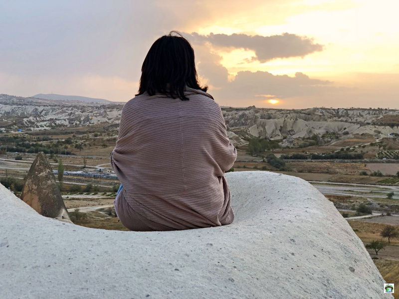 Dove fare foto belle in Cappadocia