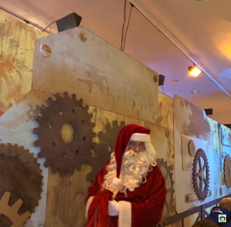 Casa di babbo Natale a Riva del Garda