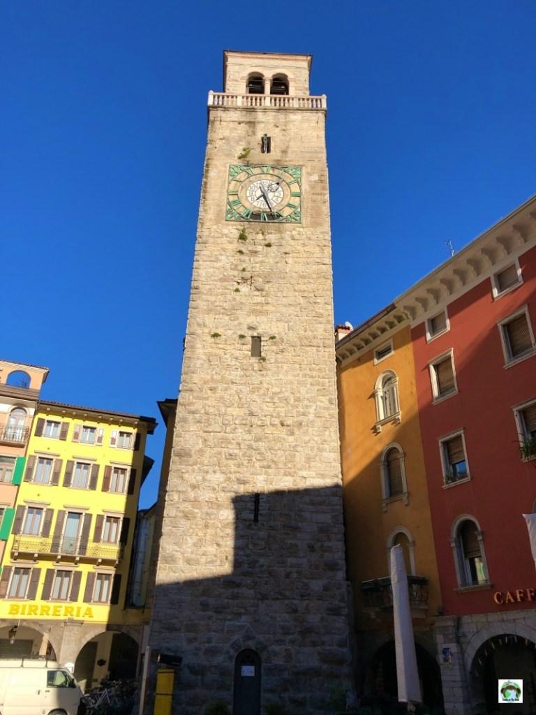 Torre Apponale a Riva del Garda