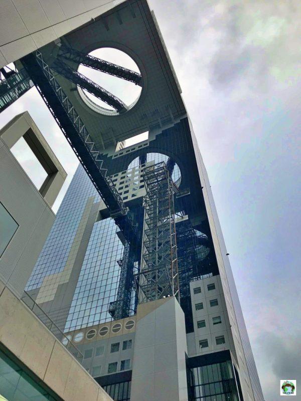 Osaka cosa visitare Umeda Sky Building
