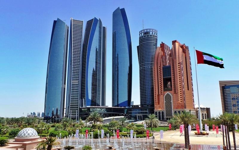 Grattacieli Abu Dhabi