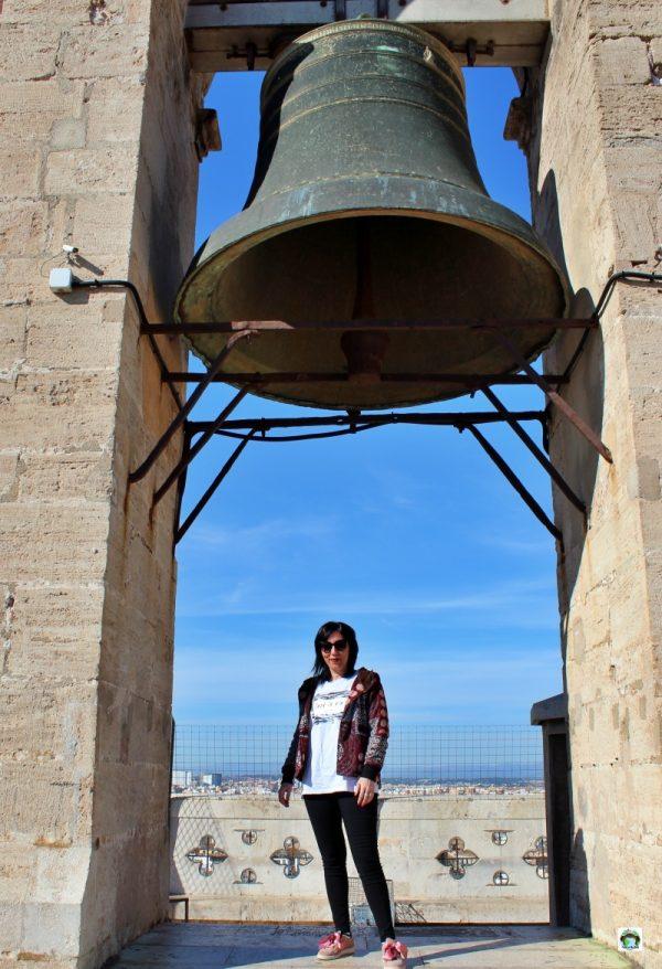 sul campanile del Micalet Valencia