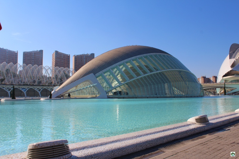 Hemisfèric cosa vedere a Valencia