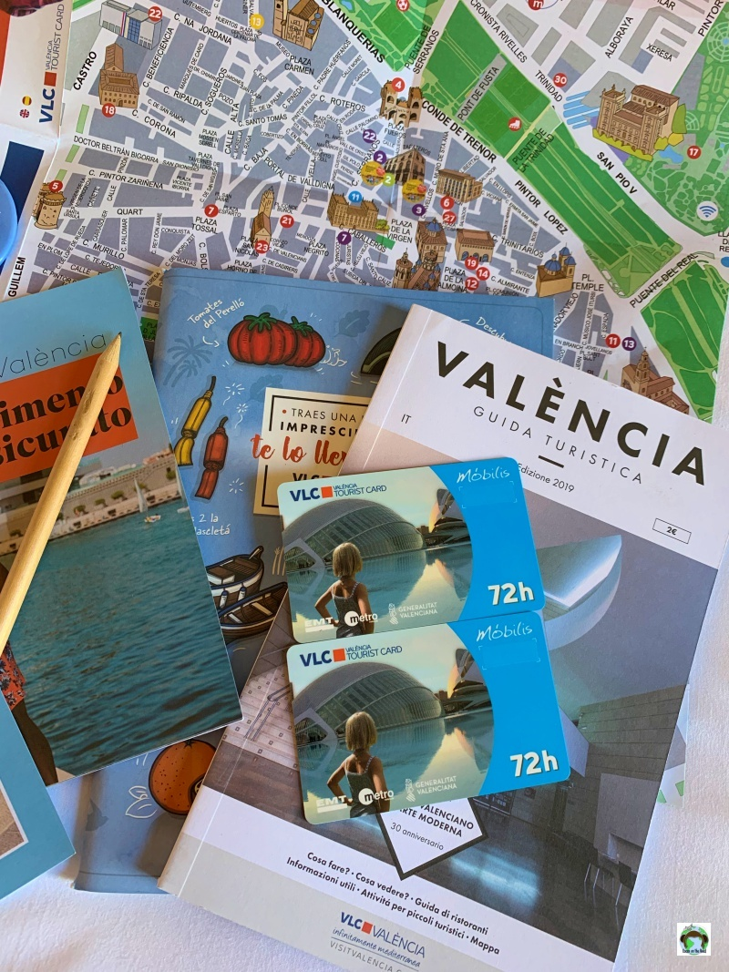 dove acquistare Valencia Tourist card