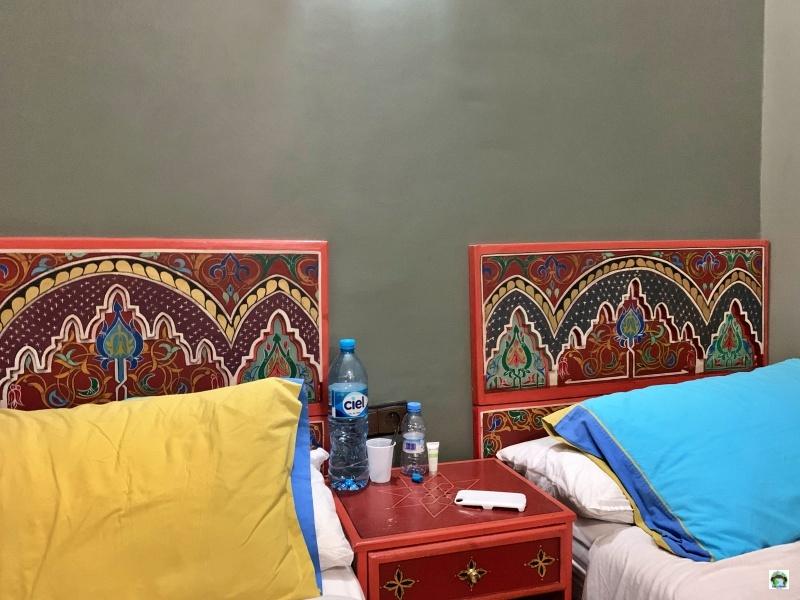 letto stile marocchino