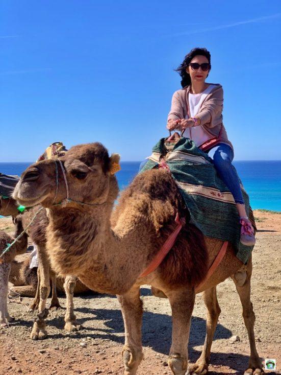 Marocco Tangeri cammello