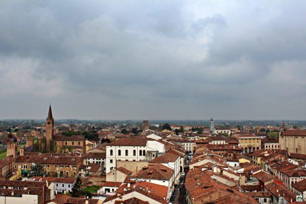 panorama borgo Montagnana