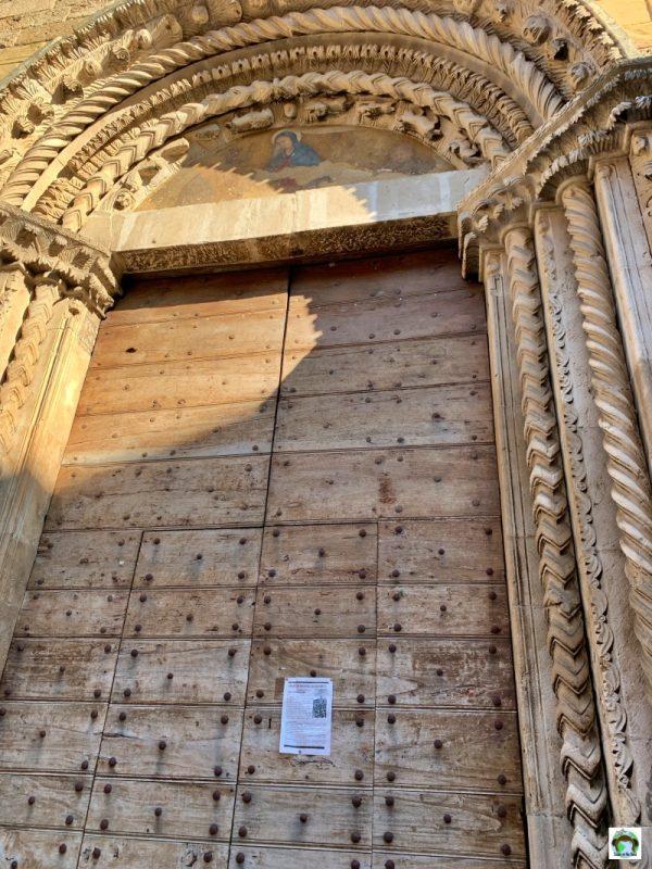 porta Chiesa di San Francesco Campli