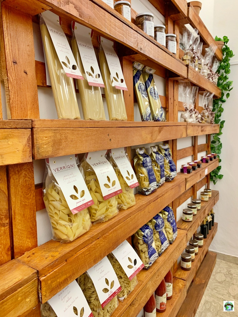 prodotti tipici biologici abruzzesi